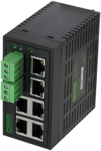 TREE 6TX ECO - UNMANAGED SWITCH - 6 PORTS
