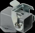 A3 Bulkhead mounted h., angled, IP65