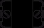RIEGELTASCHE+SCHRAUBE