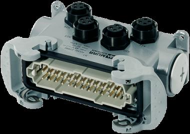 POWER DISTRIBUTOR PD4 7/8'' 4 POLE