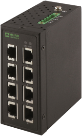 TREE 8TX METAL - UNMANAGED SWITCH - 8 PORTS