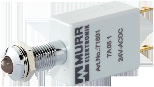 LED-display 110V AC/DC white