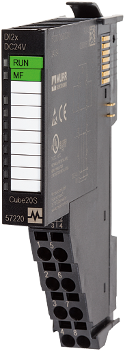 CUBE20S DIGITAL OUTPUT MODULE DO2